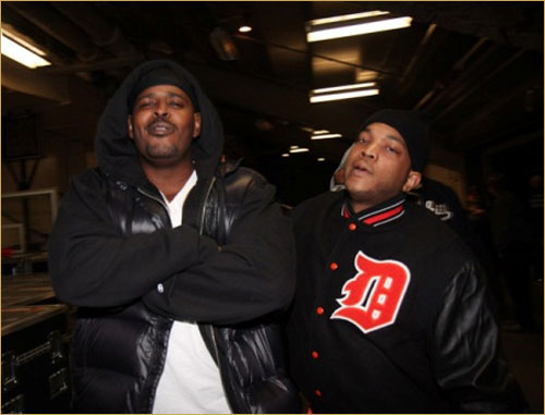 Sheek Louch & Styles P – 'Bout Me Freestyle