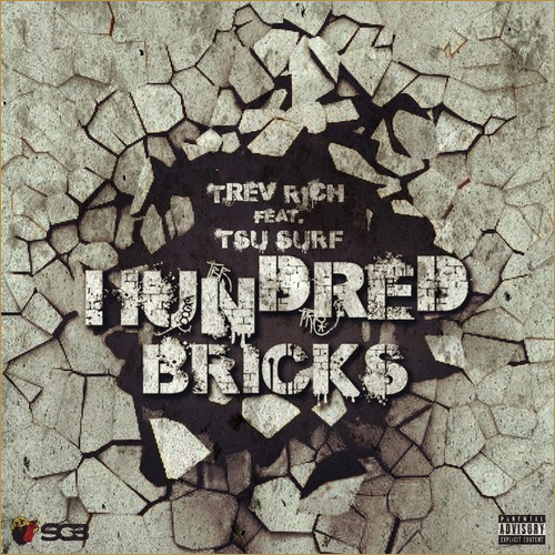 trevrich-hundredbricks-cover