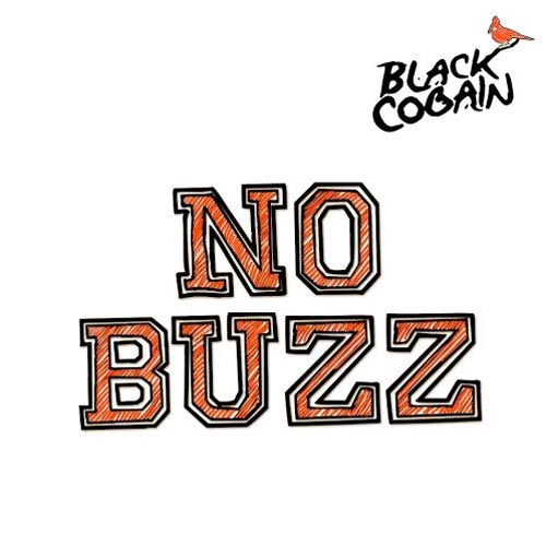 black-cobain-no-buzz-cover