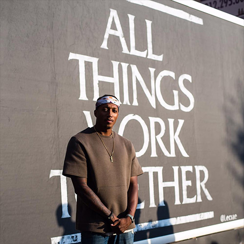 Lecrae Believes 'All Things Work Together' On Eighth Studio Album