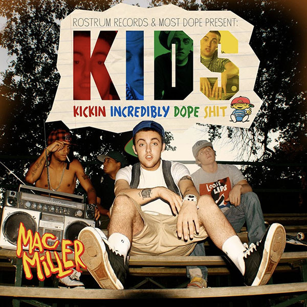 Mac Miller's 'K.I.D.S.' Mixtape Is Now Out On All Streaming ...
